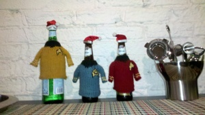 Star Trek Beer Koozie